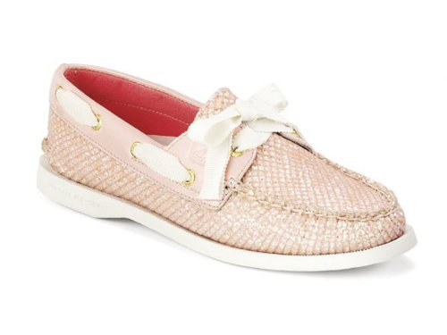 Sperry Top-sider Mujer A / O 2 Eye Rose Glitter / Patente