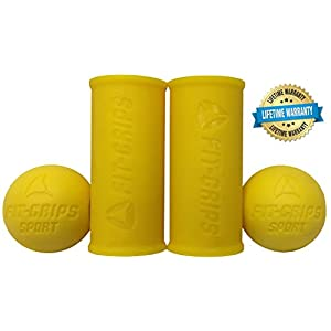 Fit Grips 2.0 & Sport Combo Package Bicep & Tricep Fat Thick Grips