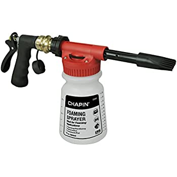 Amazon Chapin G5502 32 Ounce Foaming Hose End Sprayer For Home