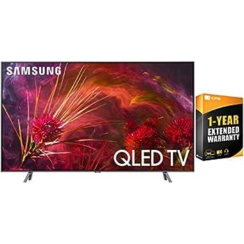 Samsung QN65Q8FNB 65in Q8FN QLED Smart 4K UHD TV (2018 Model) - (Renewed)