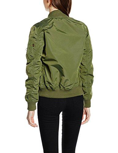 green sage Alpha Donna Giacca Grün 01 STFwzYqwx