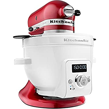 KitchenAid KSM1CBT Precise Heat Mixing Bowl for Tilt Head Stand Mixers