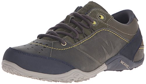 Merrell Mens Wraith Fire Casual Lace-up Dark Olive