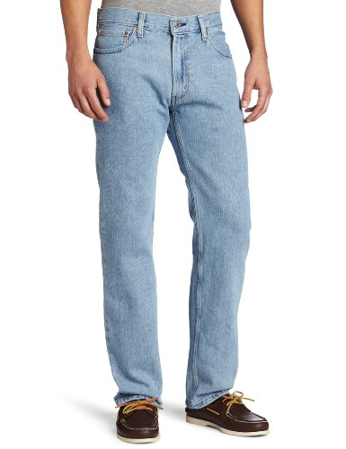 Levi's Men's 505 Regular Fit Jean,Light Stonewash,31x34