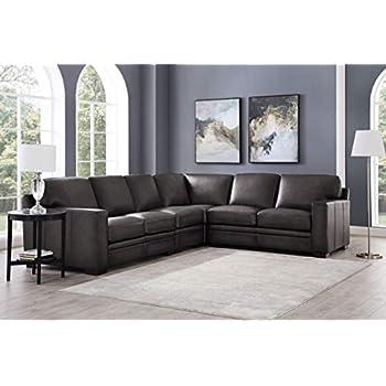 Amazon.com: Hydeline Laguna - Juego de sofá (100% piel ...