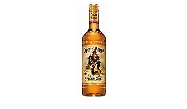 Ron - Captain Morgan Spiced Gold 70 cl