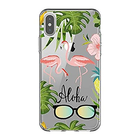 coque iphone xs max tropical
