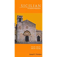 Sicilian-English/English-Sicilian Dictionary & Phrasebook (Hippocrene Dictionary & Phrasebooks)