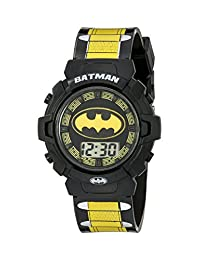 dc comics Batman Kids 'bat4177 visualización Digital cuarzo reloj multicolor