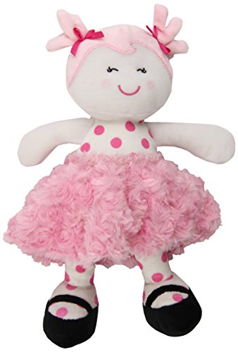 Baby Starters Plush Snuggle Buddy, Sugar N Spice Doll from Baby Starters