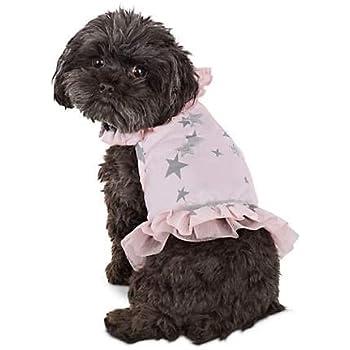 Amazon.com : Jubilee Pink Lucky Star Dog Dress~Small