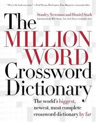 Million Word Crossword Dictionary (The Million Word Crossword Dictionary (2nd Edition) 2 edition)