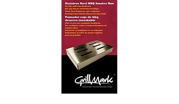 Amazon.com: Grillmark Bbq Smoker Box 8