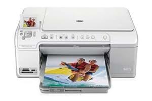 HP Photosmart C5380 - Impresora Multifunción Color