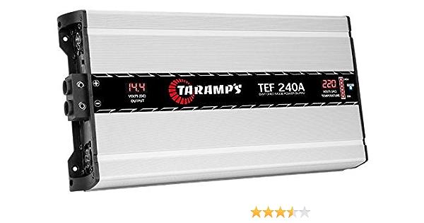 Taramp S Tef240a Tara 240 Amps Power Supply Car Electronics