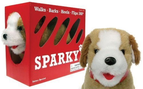 Westminster Sparky the Fabulous Flip Over Pet Dog