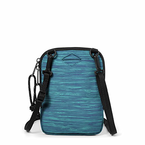 Eastpak Authentic Collection Buddy 17 II Bolso bandolera 13 cm Azul (Knit Blue)