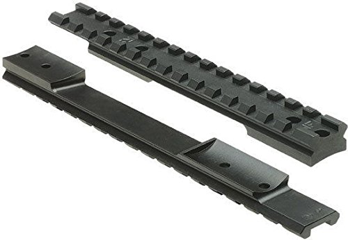 Nightforce Optics Steel One Piece Scope Mounting Base with 20 MOA Taper, for the Winchester Model 70 Short Action Rifles