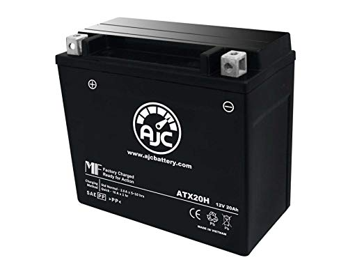 Bombardier DS650 650CC ATV Replacement Battery (2000-2006) This is an AJC Brand Replacement