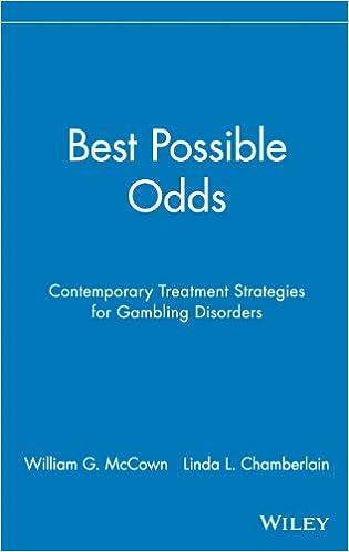 Ilmainen äänikirja lataa mp3 uk Best Possible Odds: Contemporary Treatment Strategies for Gambling Disorders PDB