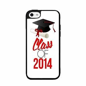 linJUN FENGGraduating Senior Class of 2014 Case Back Cover (iPhone 5c - Rubber)