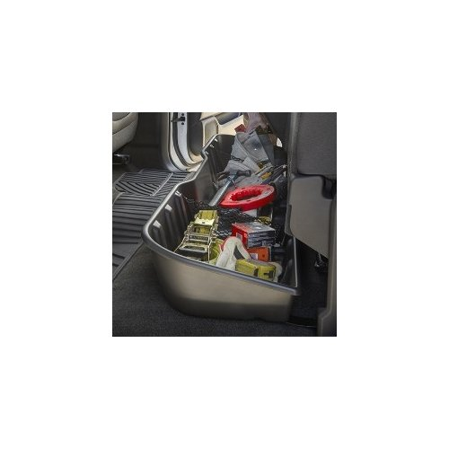 Genuine GM Underseat Storage for Extended Cab 23183670 by General Motors