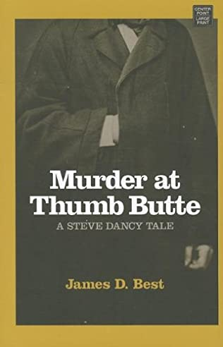 book cover of Murder At Thumb Butte