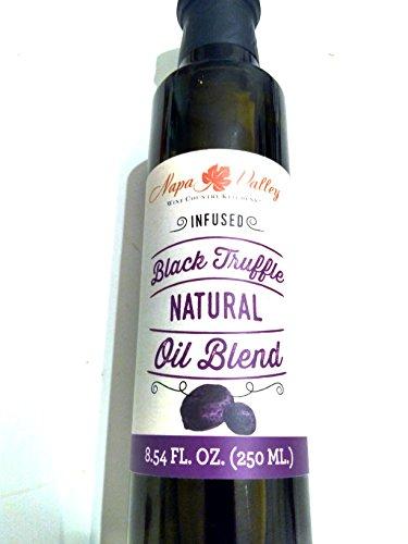 Black InfusedTruffle Oil Blend (8.54oz each
