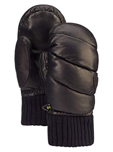 Burton Women's Premium Warmest Mitt Gloves, True Black, Small