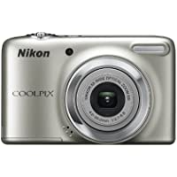 Nikon COOLPIX L25 Silver Basic Facts Review Image