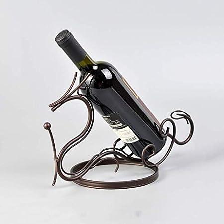 Estantería de vino Estante del vino creativas ornamentos caseros de alta revés copa de vino en rack Decoración Europea estante del vino rojo que cuelga estante del vino Estante del vino estante de vin