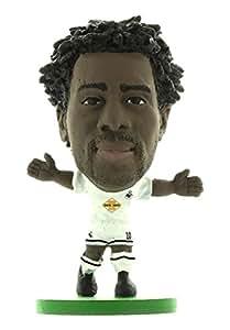 Soccerstarz Figura con cabeza móvil (Creative Toys Company 400171)