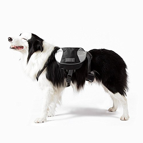 Dog Pack Travel Camping Hiking Saddle Bag