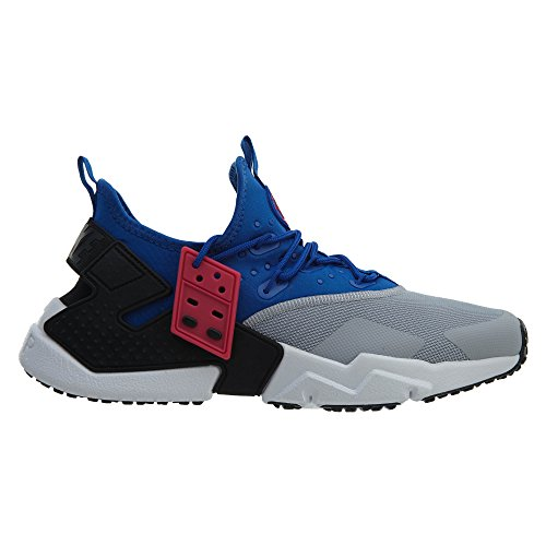 Royal Lifestyle Game Sneakers NIKE Mens Huarache Drift Air Grey Wolf White wxPYtq07