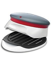Buy Zyliss Burger Press, Hamburger Patty Maker, Adjustable 1/4 lb and 1/2 lb discount