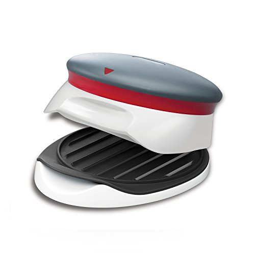 ZYLISS Burger Press, Hamburger Patty Maker, Adjustable 1/4 lb and 1/2 lb