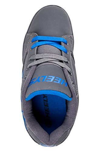Skate Kid Little Grey Shoe Big Kid Propel Grey Royal Heelys 0 2 gtCfxqw
