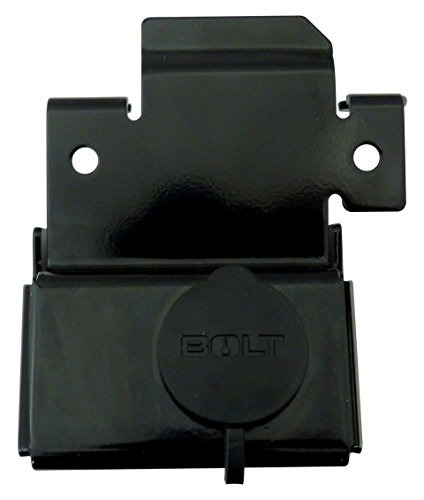 - Bolt 7026128 Jeep Wrangler JK Hood Lock