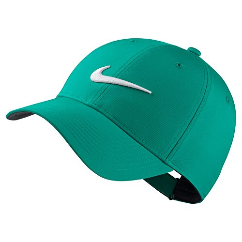 NIKE Legacy 91 Tech Golf Cap 2018 Neptune Green/Anthracite/White One Size Fits All