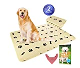 Best Dog Potty Pad Holders - Canocleana Washable Pee Pads for Dogs: Extra Large Review