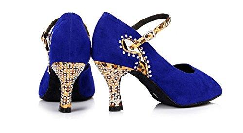 Joymod Blue Donna Heel 5cm Sala MGM 7 dnaEwH7wxq