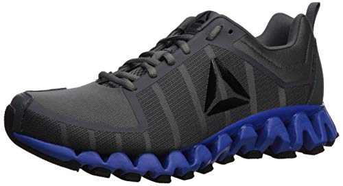 Reebok Women's ZigWild Tr 5.0 Running Shoe Alloy/Trek Grey/Black 8.5 M US (Best Reebok Running Shoes For Women)