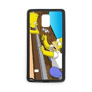 Samsung Galaxy Note 4 Phone Case Homer Simpson's SA82316
