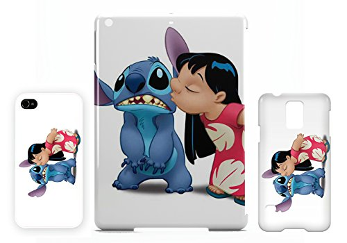 Lilo and Stitch iPhone 4 / 4S cellulaire cas coque de téléphone cas, couverture de téléphone portable