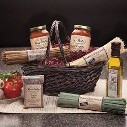 Amazon.com : Classic Pasta Gift Basket : Gourmet Snacks And Hors ...
