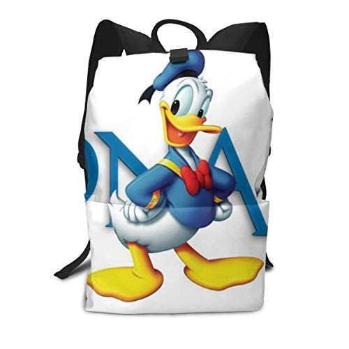 Outdoor Leisure Sports School Travel Backpack Casual Daypack-Donald -