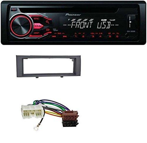 Pioneer CD MP3 USB AUX coche para Mitsubishi Colt 2004-2008