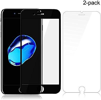 Protector de pantalla de cristal templado, Otao 2-Pack Edition auténtico vidrio templado Protector de pantalla para iPhone 6/iPhone 6s iphone 6 Plus/iPhone 6s Plus [100% 3d Touch Compatibles] compatible con iPhone 6