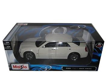 Worksheet. Amazoncom 2005 Chrysler 300C Hemi Cream Diecast Model Car 118