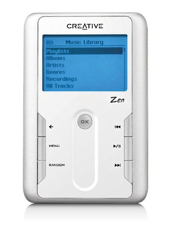 CREATIVE ZEN MODEL DAP-HD0014 TREIBER